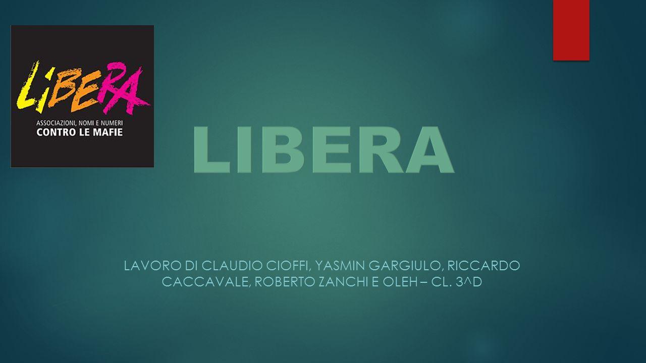 LAVORO DI CLAUDIO CIOFFI, YASMIN GARGIULO, RICCARDO CACCAVALE, ROBERTO ZANCHI E OLEH – CL. 3^D
