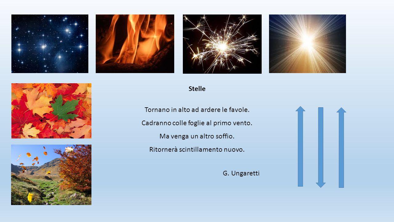 Che cos'hanno in comune il testo di Verga e il testo di Ungaretti.