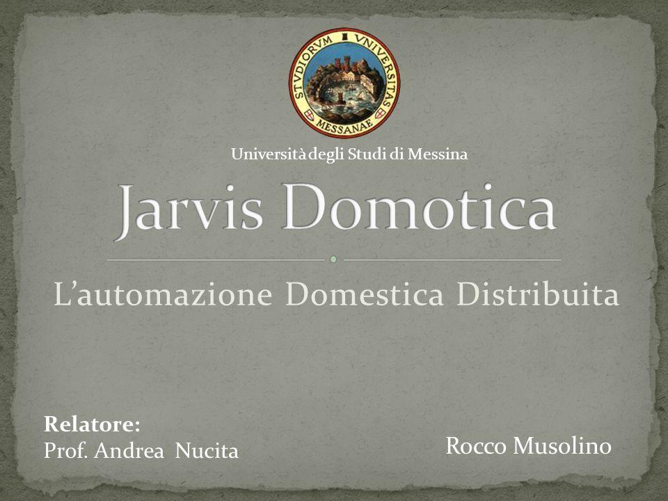 Domotica, dal latino Domus, casa, e Robotica.