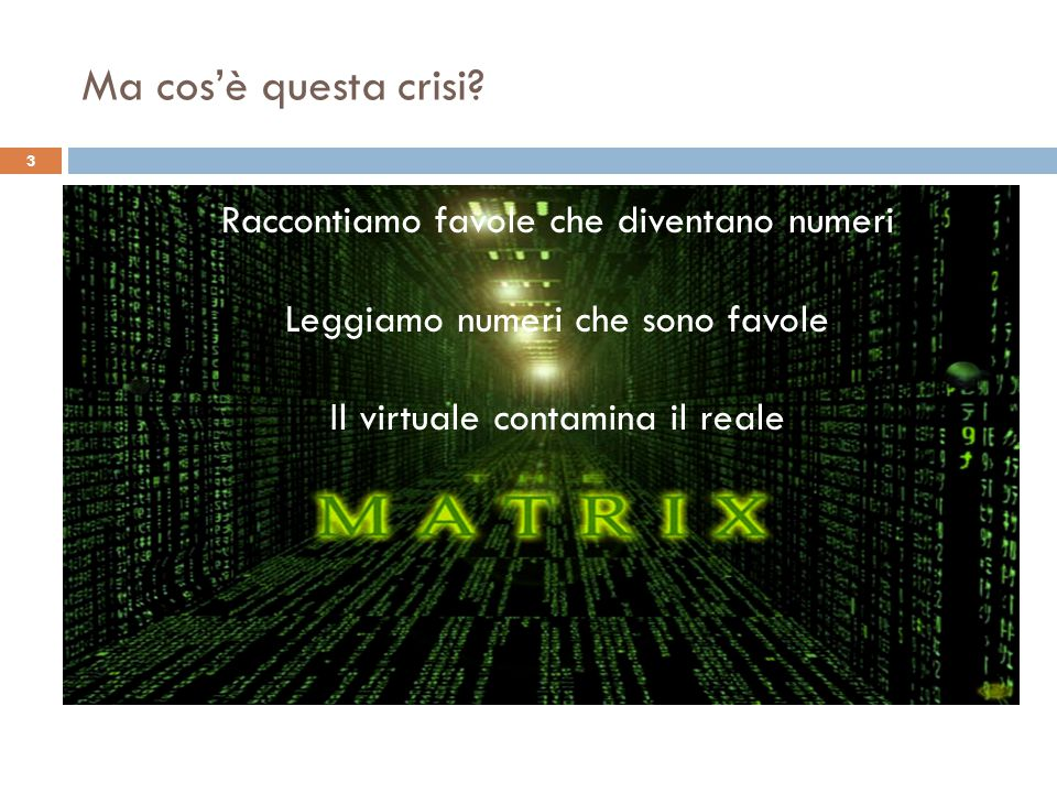 …forse no.