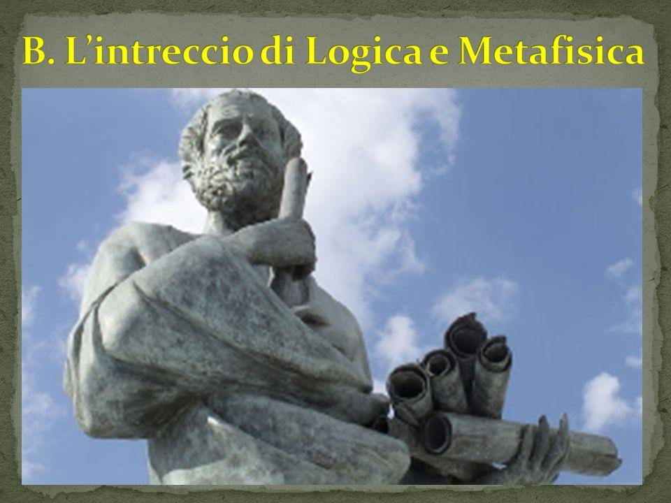 Se la metafisica è lo studio dell essere, che cosa è l essere.