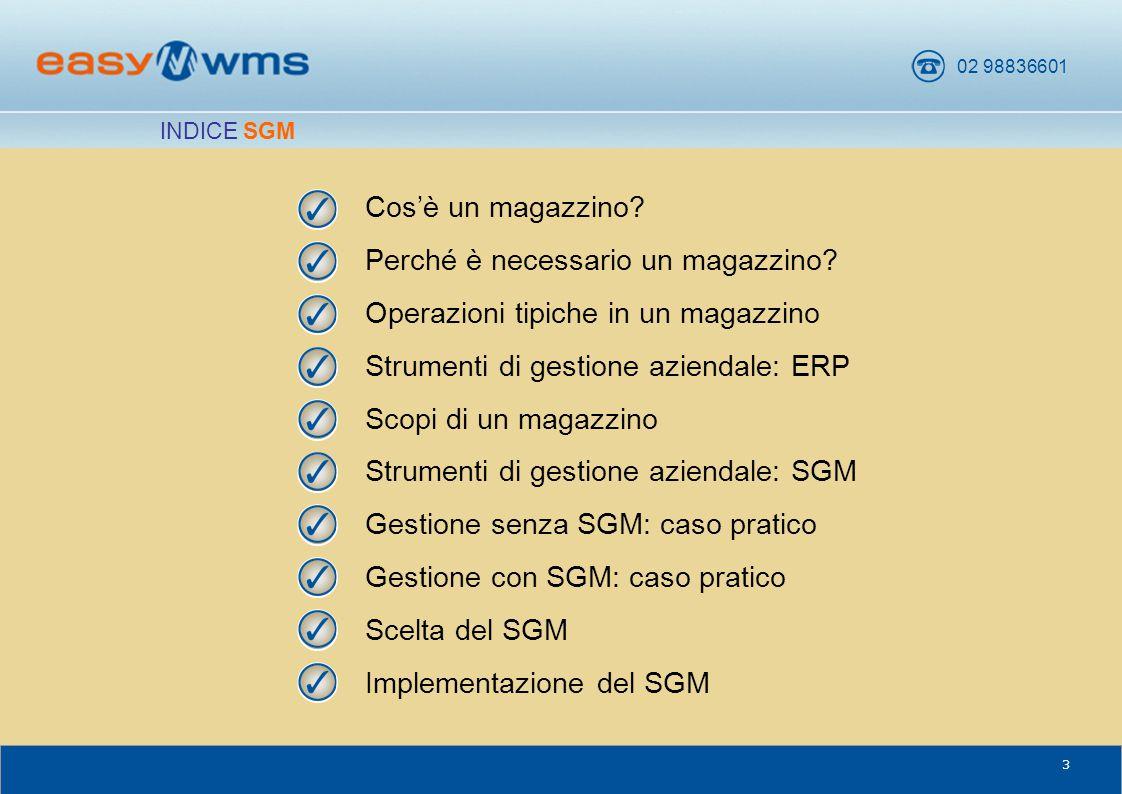 02 98836601 64 Easy WMS agevola la gestione ed il controllo dello stock del magazzino e delle variazioni di stato (corretto, scaduto, danneggiato…) dello stesso.