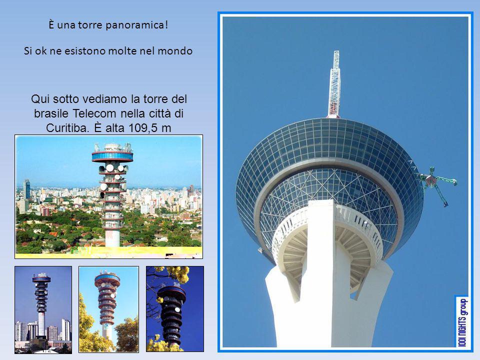 È una torre panoramica.