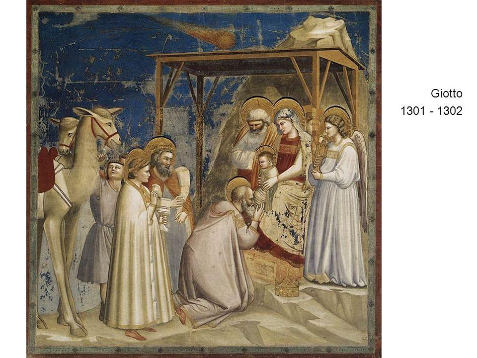 Giotto 1301 - 1302