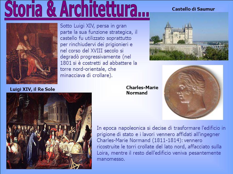 Sotto Luigi XIV, persa in gran parte la sua funzione strategica, il castello fu utilizzato soprattutto per rinchiudervi dei prigionieri e nel corso de