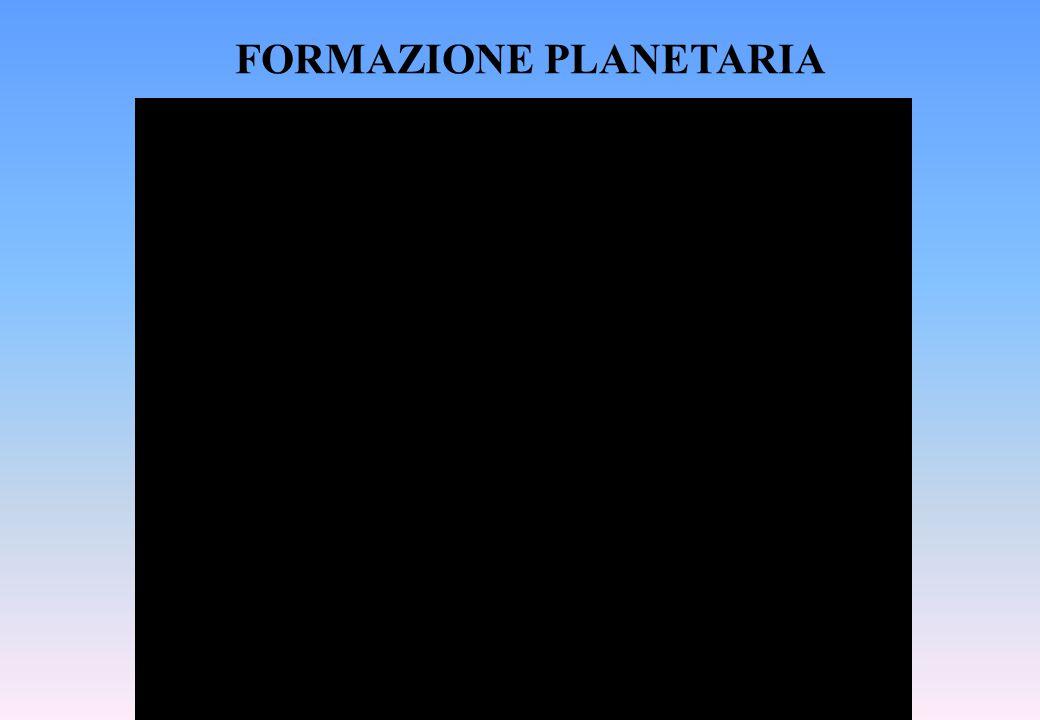 FORMAZIONE PLANETARIA