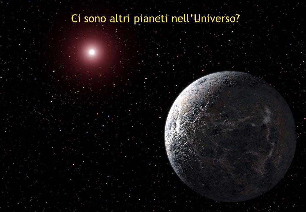 Ci sono altri pianeti nell'Universo?