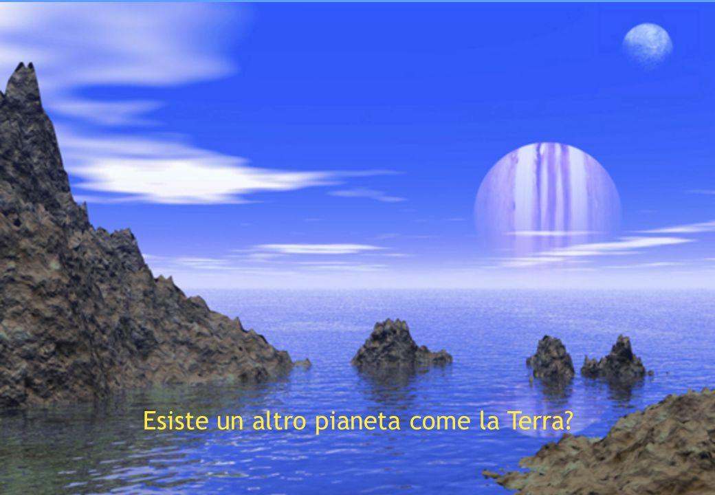 Esiste un altro pianeta come la Terra?