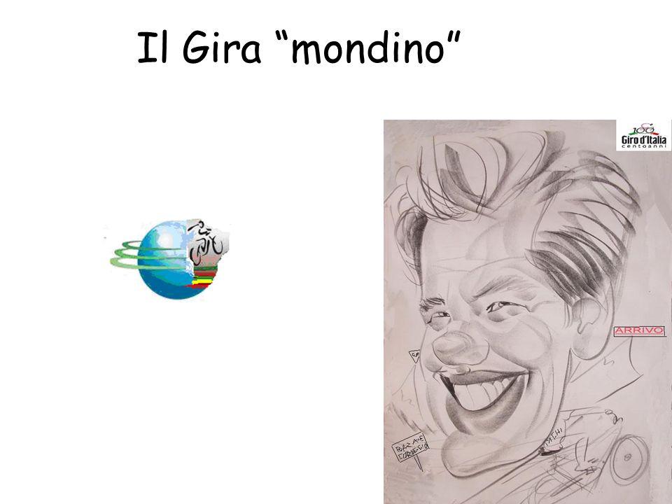 "Il Gira ""mondino"""