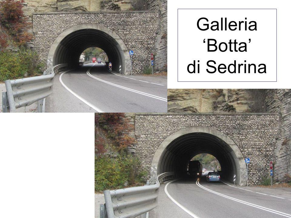 Galleria 'Botta' di Sedrina