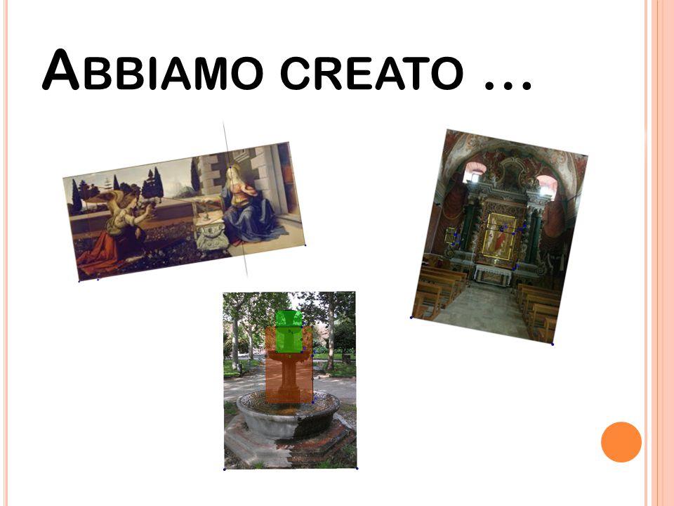 A BBIAMO CREATO …