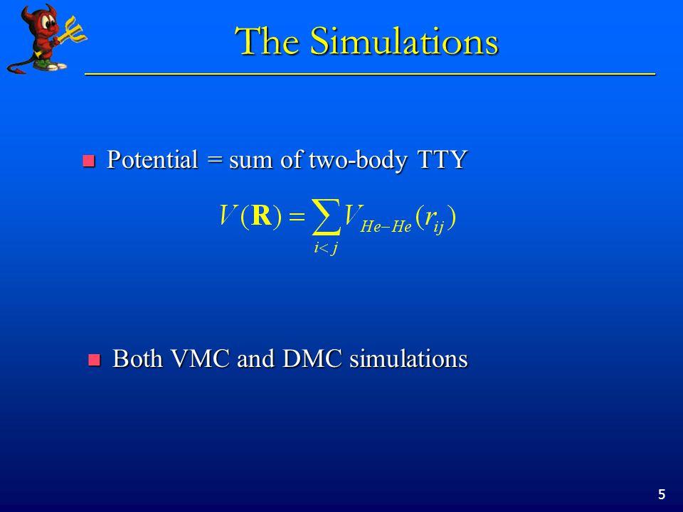 6 3 He 4 He n Clusters Stability 3 He 4 He dimer unbound 3 He 4 He 2 Trimer bound 3 He 4 He n All clusters up bound 4 He 3 E = -0.08784(7) cm -1 3 He 4 He 2 E = -0.00984(5) cm -1 Bonding interaction Non-bonding interaction