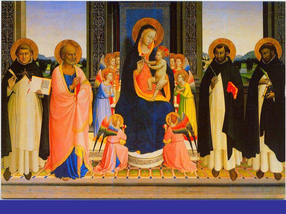Anzitutto, Domenico e i Frati Predicatori si presentavano come mendicanti, cioè senza vaste proprietà di terreni da amministrare.