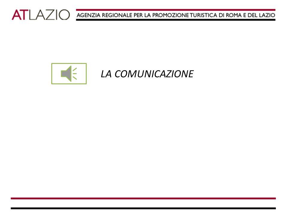 3) Modalità di intervento partecipazione a fiere e borse di settore presentazione all'estero delle destinazioni turistiche Roma e Lazio incontri b2b tra gli operatori educational per Tour Operator educational per rappresentanti dei media azioni sulla stampa estera LA PROMOZIONE TURISTICA
