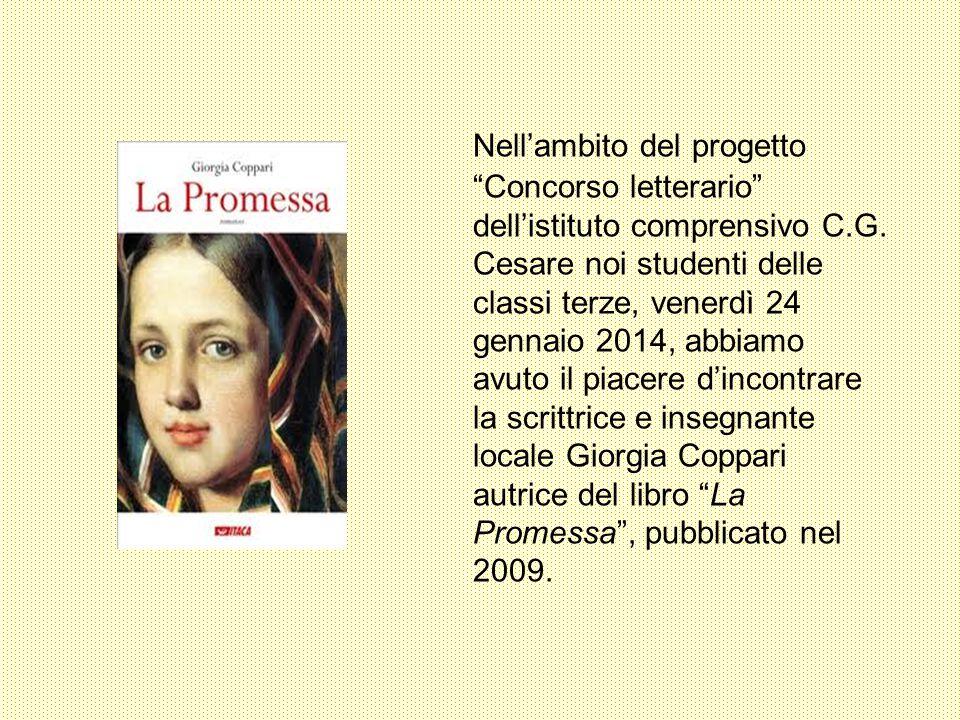 Si tratta di un romanzo storico ambientato alla fine del XVIII secolo tra San Leopardo di Apiro e Ancona.