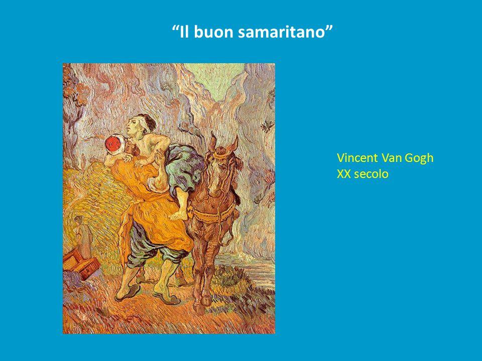 """Vincent Van Gogh XX secolo """"Il buon samaritano"""""""