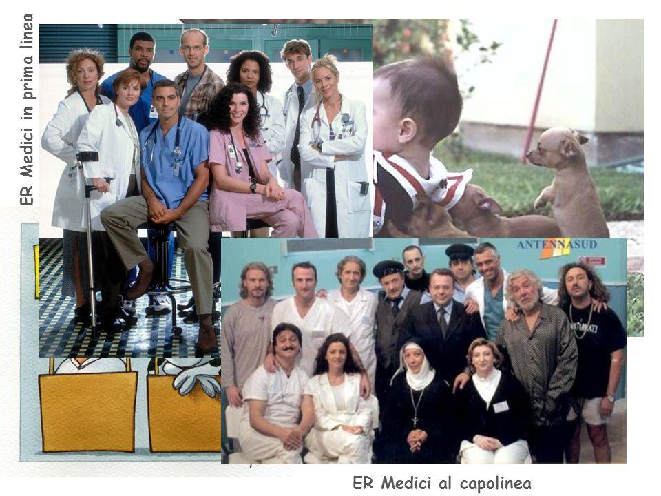 ER Medici in prima linea ER Medici al capolinea