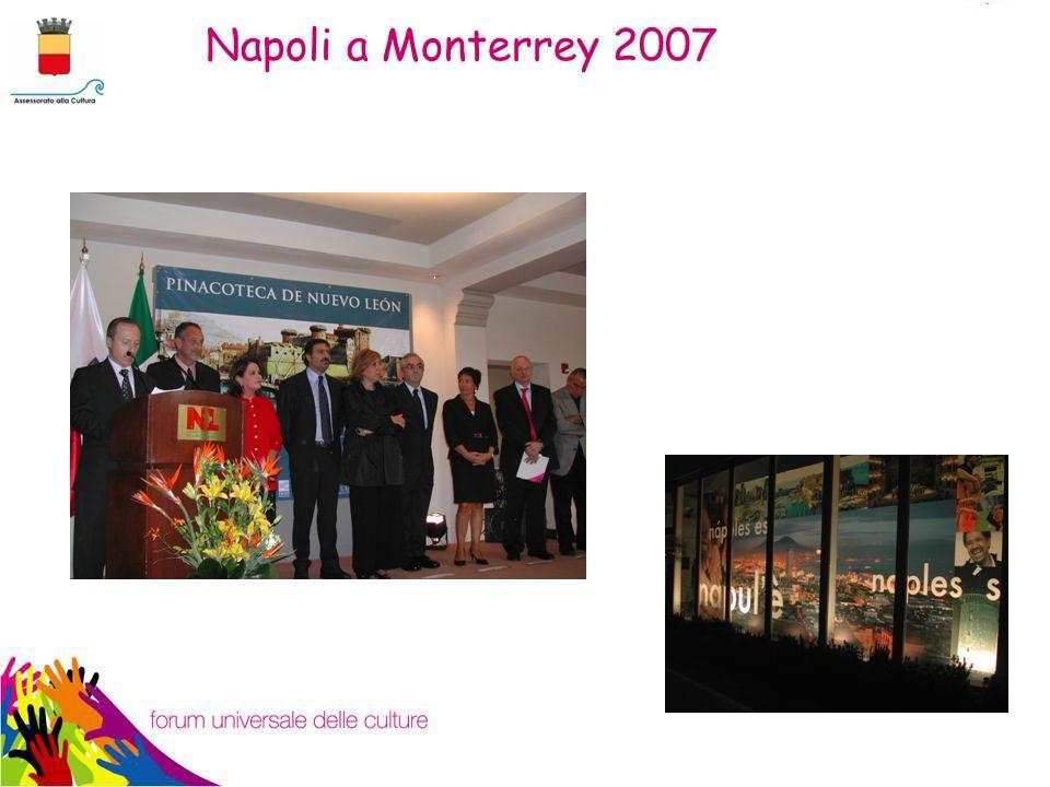 Napoli a Monterrey 2007