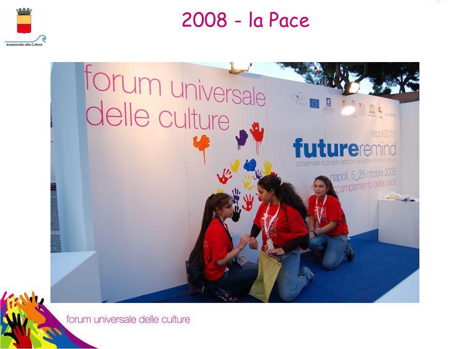 2008 - la Pace
