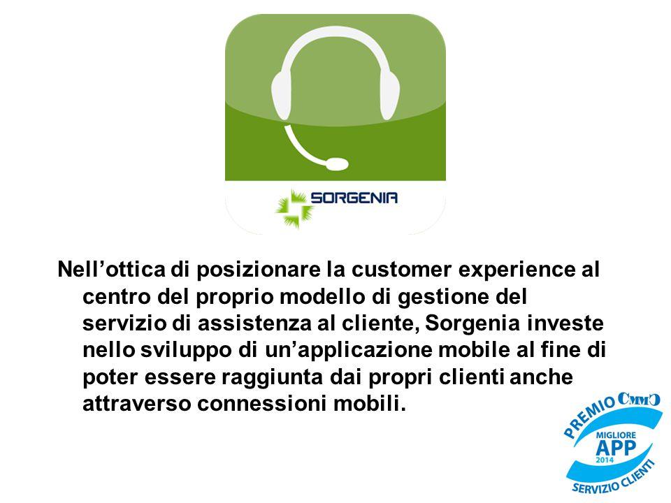 Nell'ottica di posizionare la customer experience al centro del proprio modello di gestione del servizio di assistenza al cliente, Sorgenia investe ne