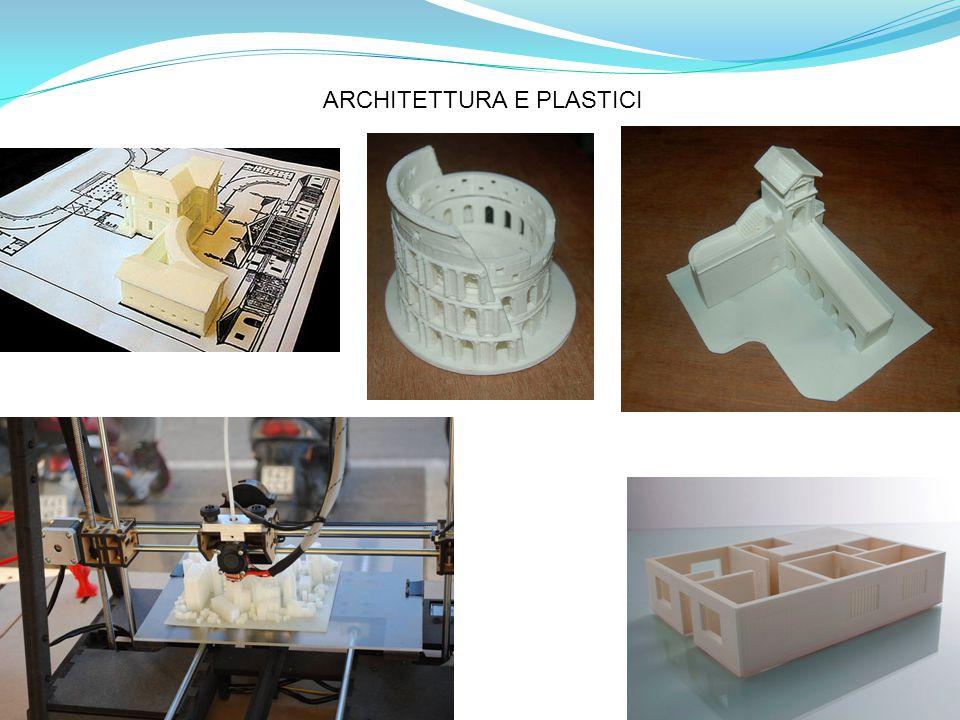 ARCHITETTURA E PLASTICI