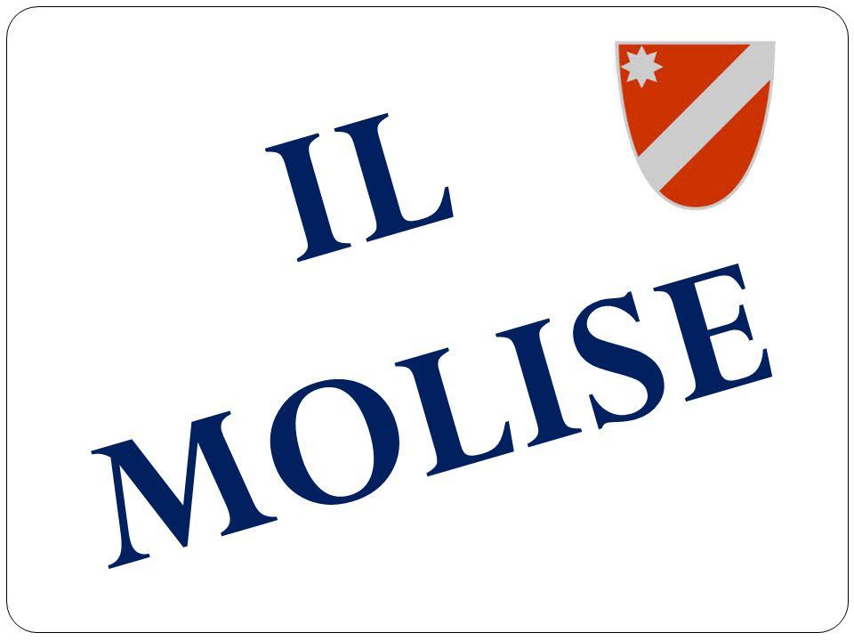 Carta di identità del Molise Nome: Molise Capoluogo: Campobasso Province: Isernia Posizione: Centro-Italia Popolazione:313.341 ab.