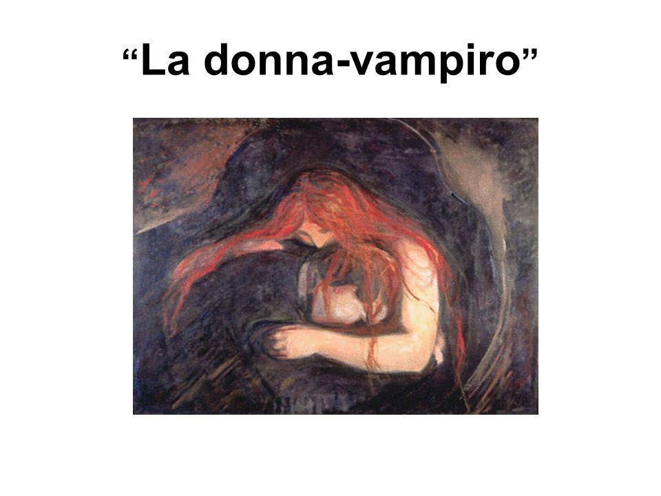 La donna-vampiro