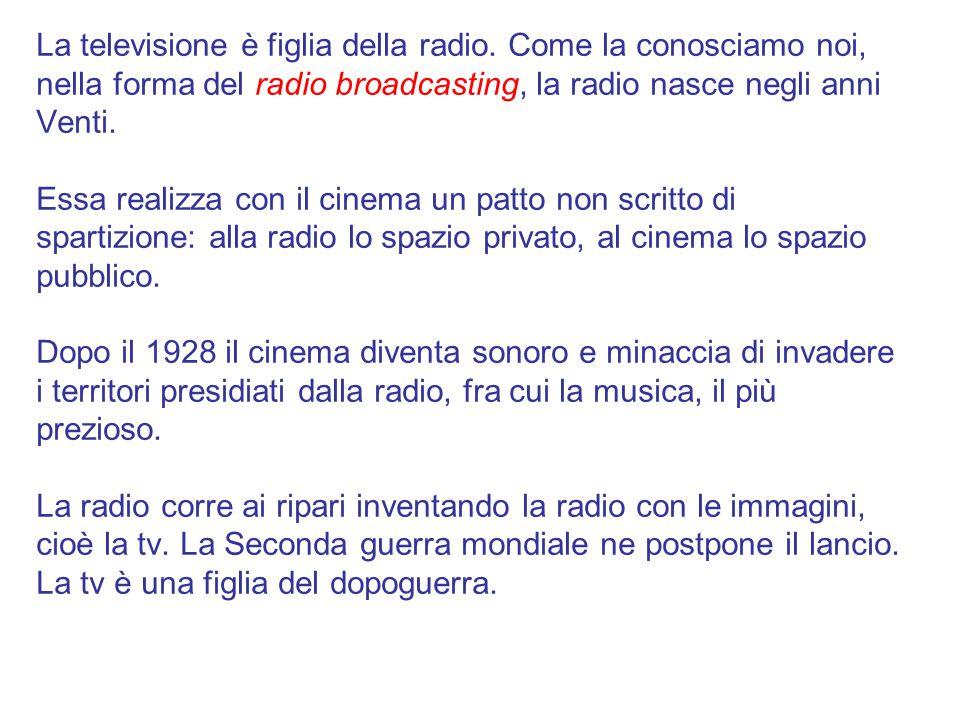 Come leggere la tabella precedente AGCOM mette a confronto i ricavi dei principali broadcaster operanti in Italia.