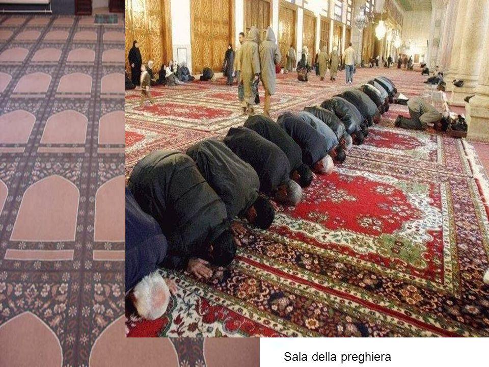 Sala della preghiera