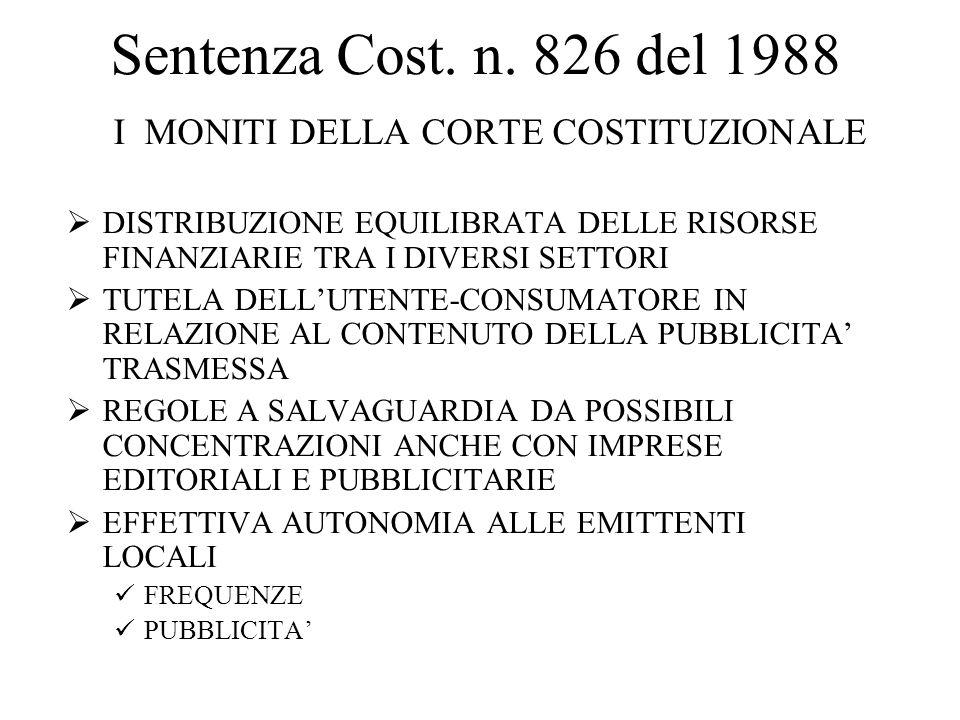 Sentenza Cost. n.