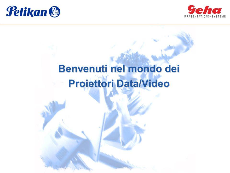 Agenda Introduzione Che cosa è un proiettore dati/video.