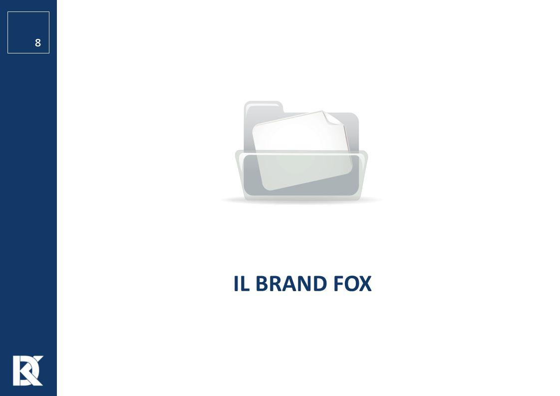 NEL COMPLESSO 9 L'offerta dei canali a brand Fox all'interno dell'offerta SKY Rappresenta un punto di riferimento  un meta brand che esprime in sé rilevanza e significatività (fra i canali principali dell'offerta Sky, definiti e nominati per brand e non per numero di canale) Si definisce in modo strutturato e chiaro  un'offerta composta da canali con una loro specifica identità e promessa (posizionamento chiaro)