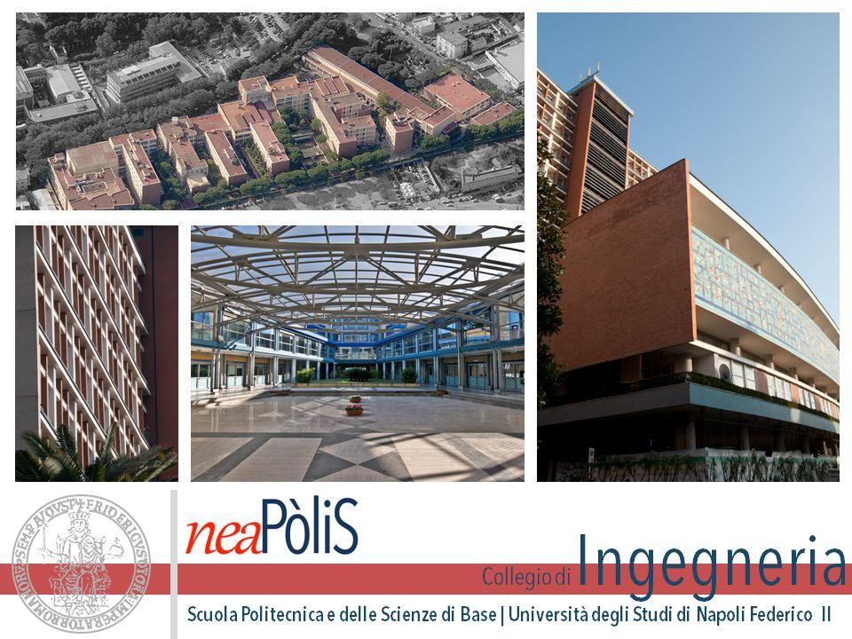 Le Macro-Aree Ingegneria Civile ed Ambientale Ingegneria Industriale Ingegneria dell'Informazione Scienza dell'Architettura e dell'Ingegneria Edile