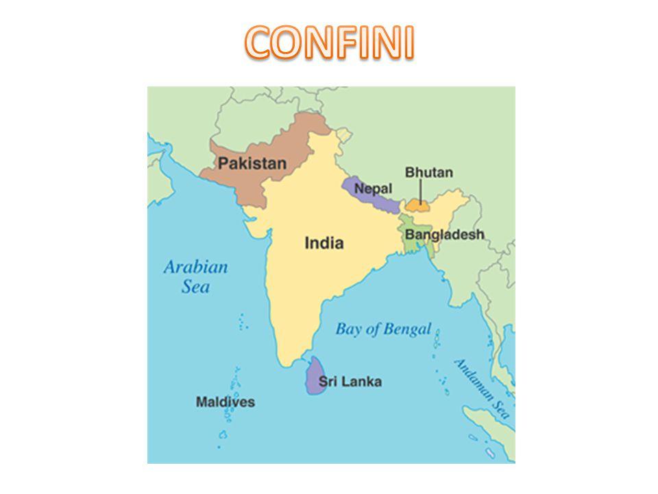 Il 5 maggio 1947 l' India riceve l' indipendenza dal Regno Unito.