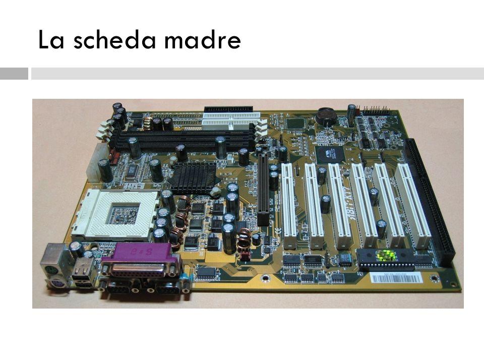 Architettura di Von Neumann  L'architettura di Von Neumann o macchina di Von Neumann è l'architettura su cui sono basati la maggior parte dei computer moderni.