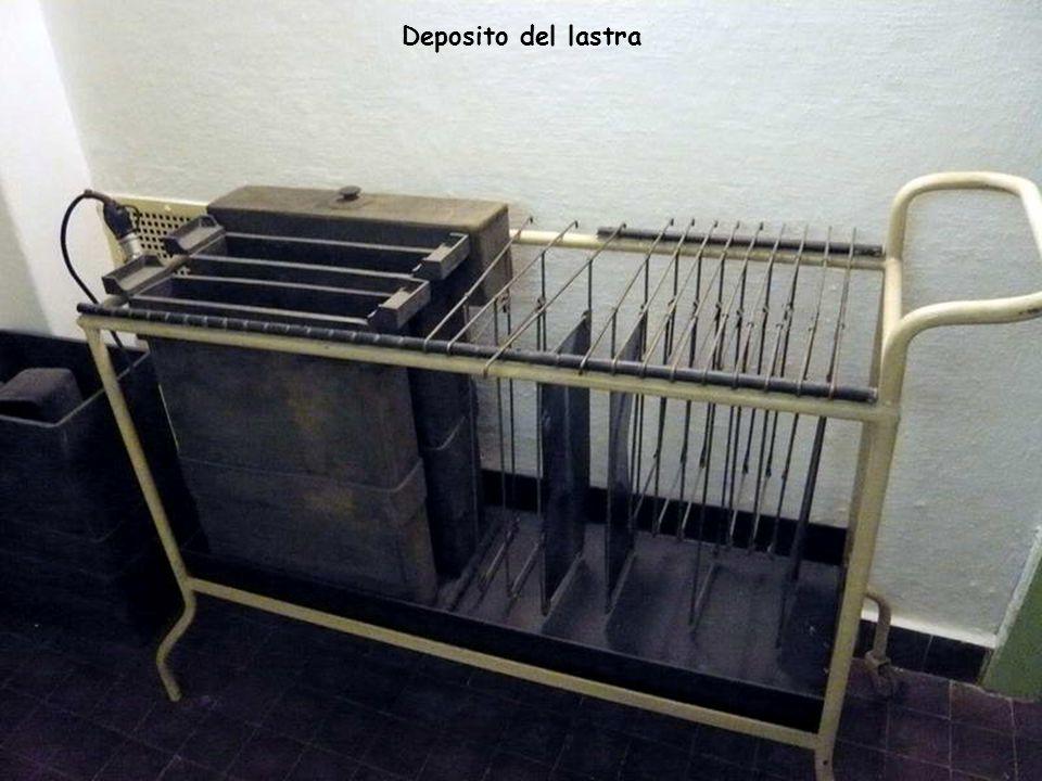 Deposito del lastra