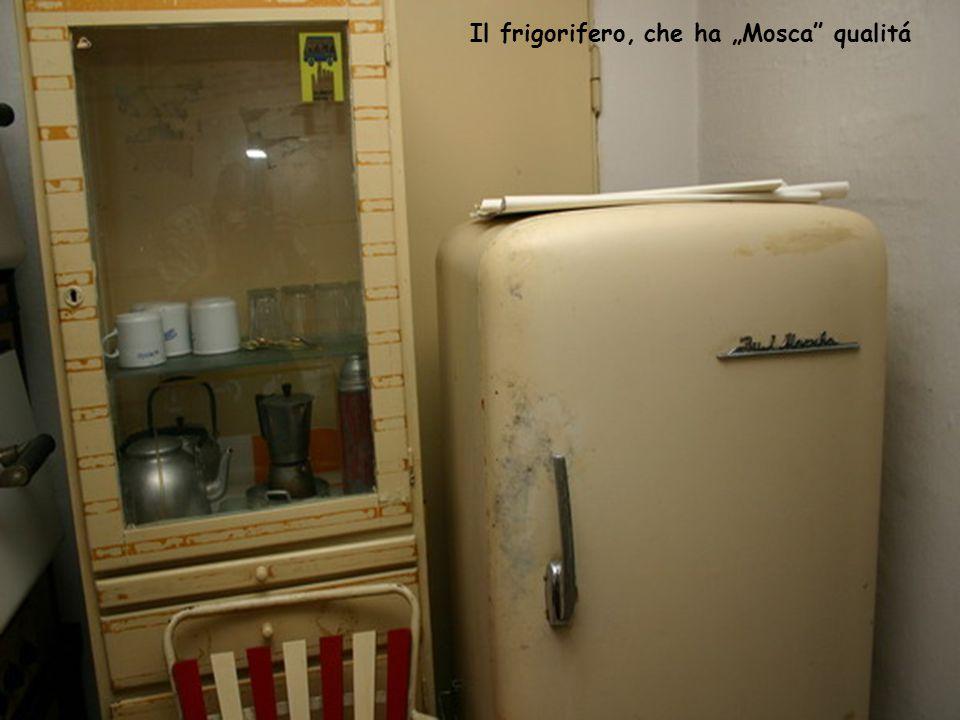 "Il frigorifero, che ha ""Mosca qualitá"
