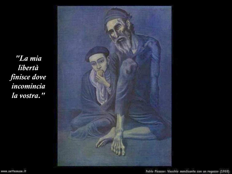 Dobbiamo imparare a vivere insieme come fratelli o periremo insieme come stolti. P.Bruegel