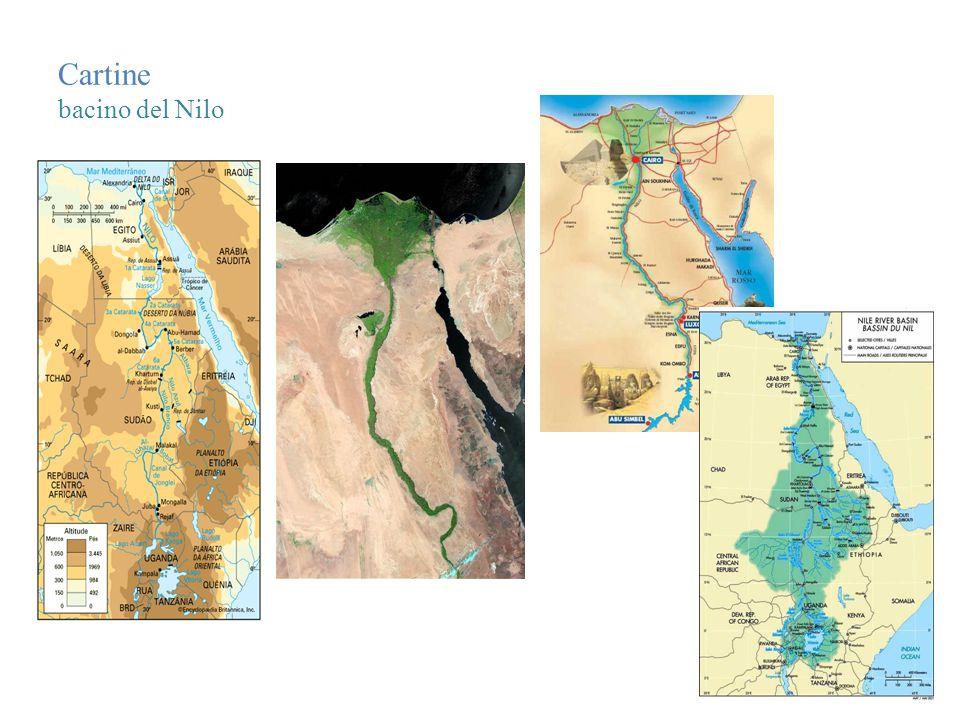 Galleria di immagini Il Nilo tra Luxor e Assuan in Egitto Una dhow attraversa il fiume presso Assuan Canneto sul Nilo Il Nilo in Uganda Il Nilo in ved