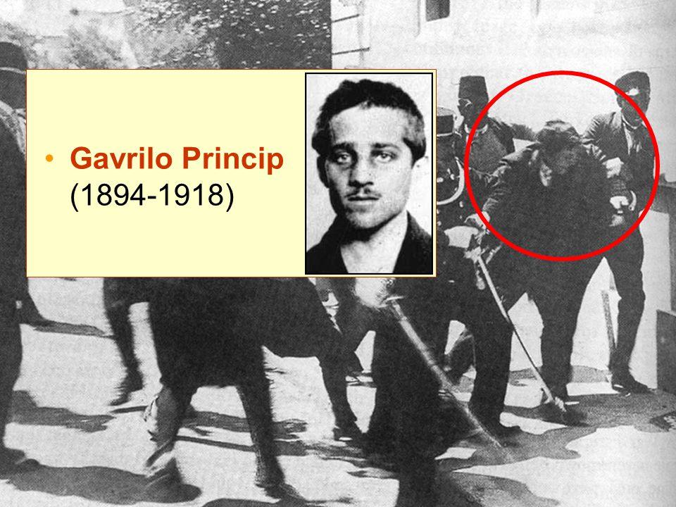 Gavrilo Princip (1894-1918)