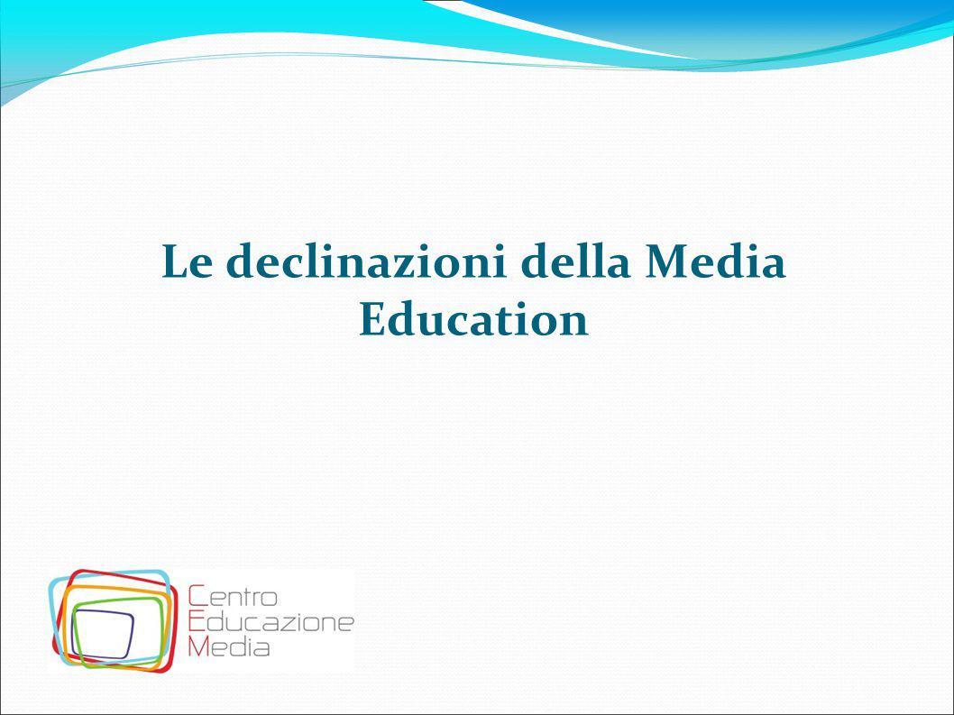 Media Education: un percorso SAPERE Capacità analisi e comprensione del testo SAPER ESSERE capacità di riflessione critica SAPER FARE Capacità produttiva e creativa