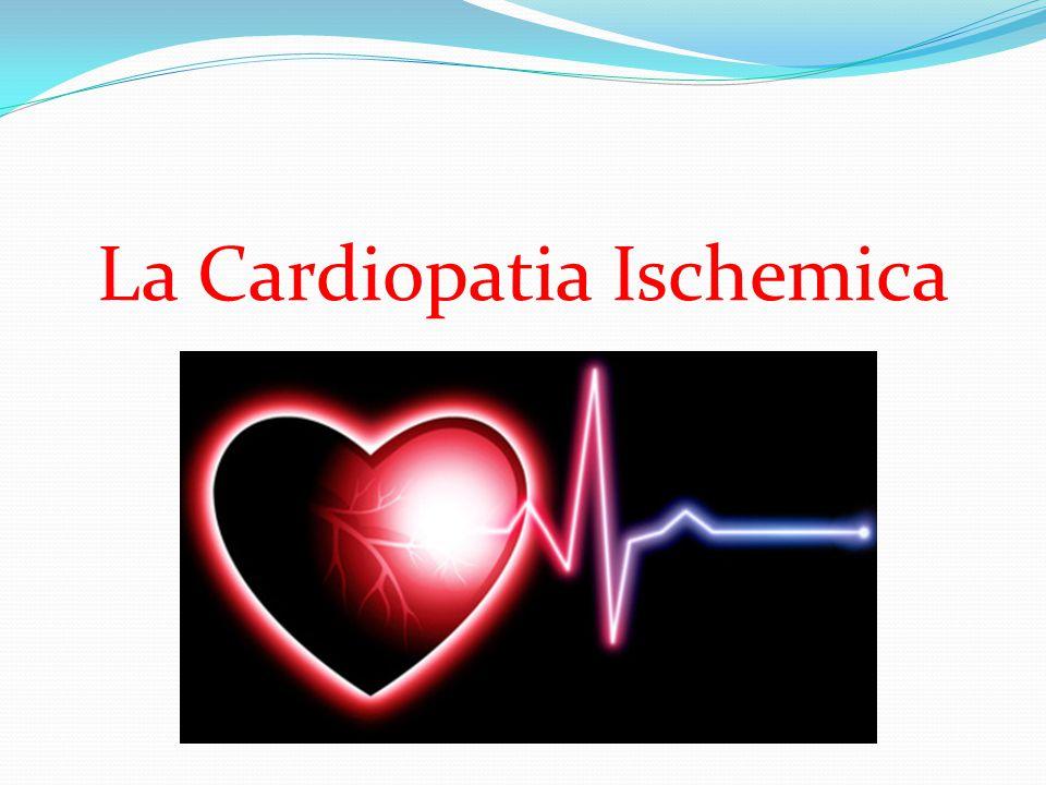 Cos'è la cardiopatia ischemica.