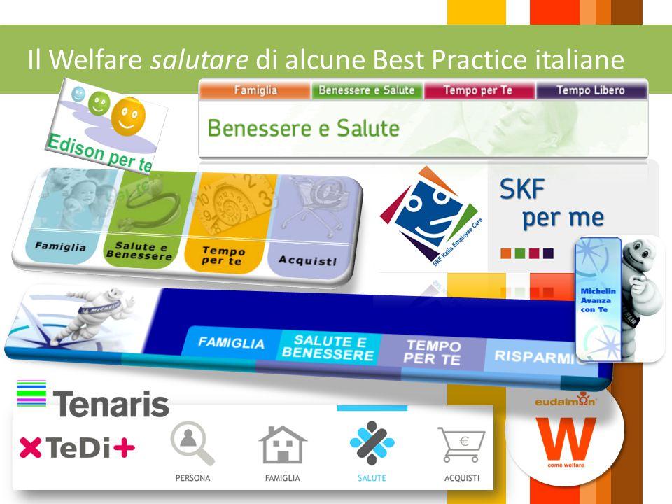 Il Welfare salutare di alcune Best Practice italiane
