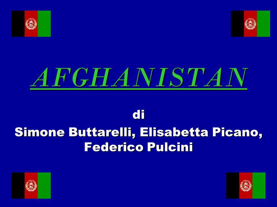 AFGHANISTAN di Simone Buttarelli, Elisabetta Picano, Federico Pulcini