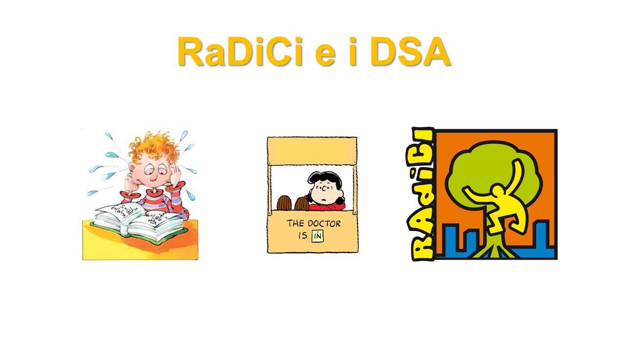 RaDiCi e i DSA