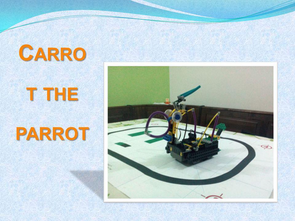 C ARRO T THE PARROT