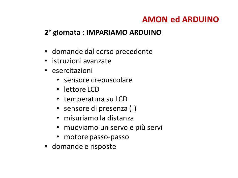 Un Servo comandato da pulsanti AMON ed ARDUINO http://www.mauroalfieri.it/elettronica/tutorial-arduino-i-servo-e-i-pulsanti.html