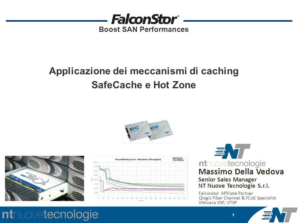 1 Massimo Della Vedova Senior Sales Manager NT Nuove Tecnologie S.r.l.