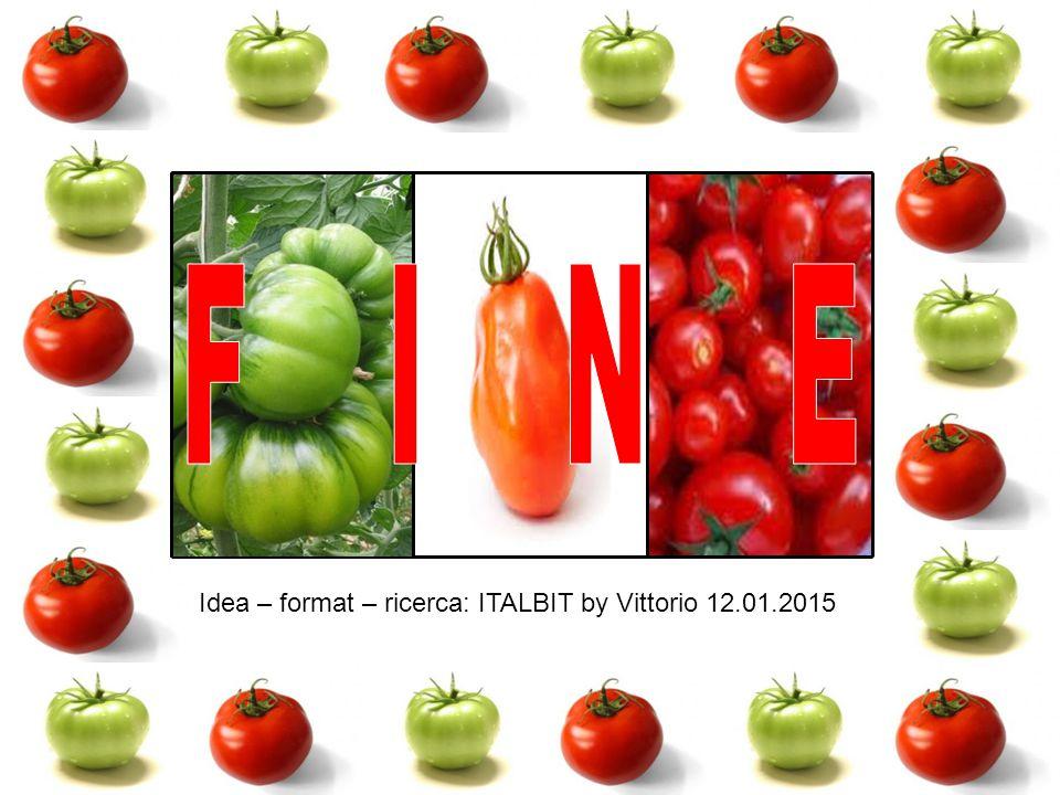 Infine il pomodoro contiene Sali minerali (297 mg di potassio ogni 100 gr, utile contro la ritenzione di liquidi e la pressione alta); fosforo (25 mg