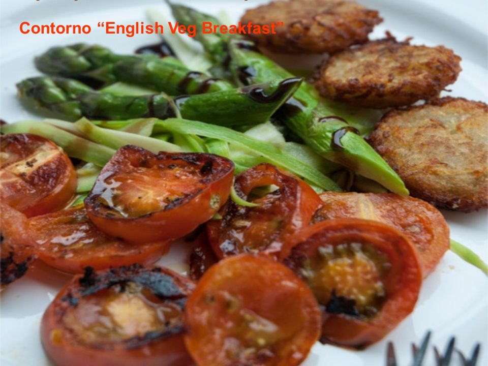 Contorno English Veg Breakfast